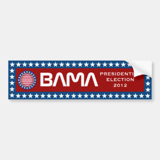 Obama - US Presidential Election Bumper Sticker