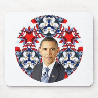 Obama, USA_ Alfombrilla De Raton