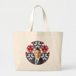 Obama,USA_ Large Tote Bag