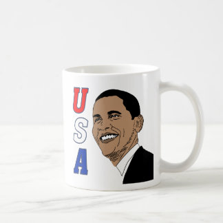 Obama USA mug