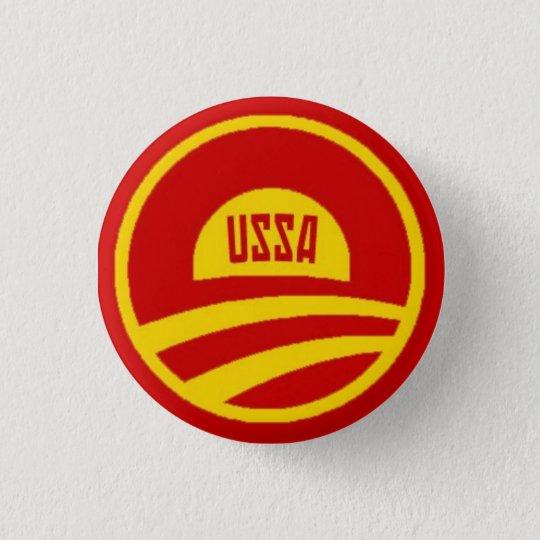Obama USSA Button