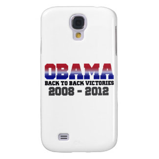 Obama Victory 2008 - 2012 Galaxy S4 Covers