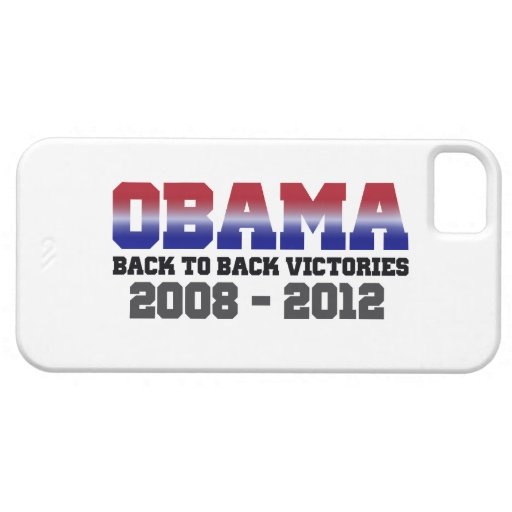 Obama Victory 2008 - 2012 iPhone 5 Case