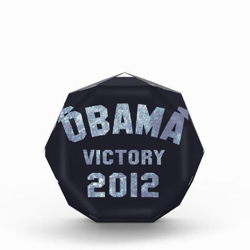 Obama Victory 2012 Acrylic Award
