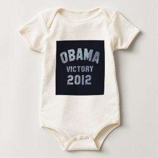 Obama Victory 2012 Baby Bodysuits