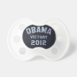 Obama Victory 2012 BooginHead Pacifier