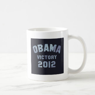 Obama Victory 2012 Classic White Coffee Mug