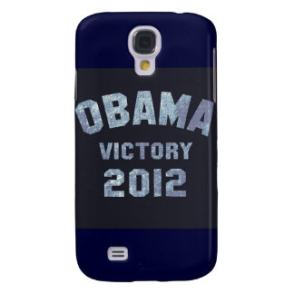 Obama Victory 2012 Galaxy S4 Cases