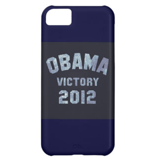 Obama Victory 2012 iPhone 5C Covers