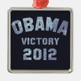 Obama Victory 2012 Ornaments