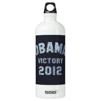 Obama Victory 2012 Water Bottle
