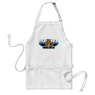 Obama Victory Adult Apron