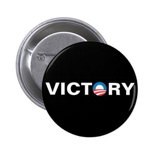 Obama - Victory Button