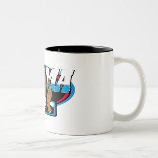 Obama Victory Two-Tone Coffee Mug
