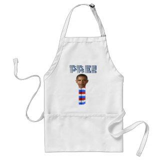 Obama Vintage Adult Apron