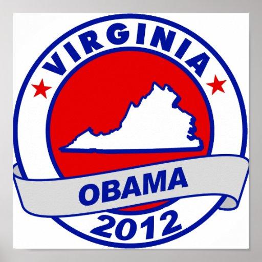 Obama - Virginia Posters