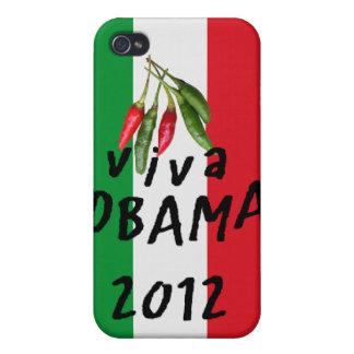 Obama VIVA iPhone 4/4S Cover