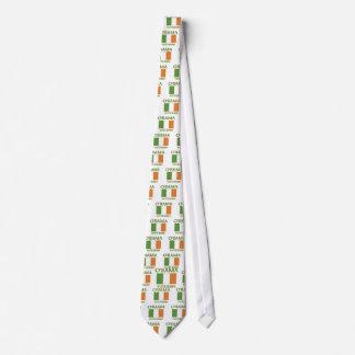 Obama Vote Irish Neck Tie