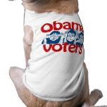 Obama Voters Pet Clothes