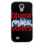 Obama Voters Samsung Galaxy S4 Case