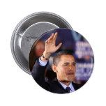 Obama Waving Button