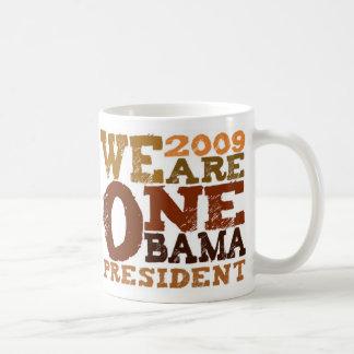 OBAMA We Are ONE - mug