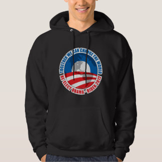 Obama: We Can Change The World Hoodie