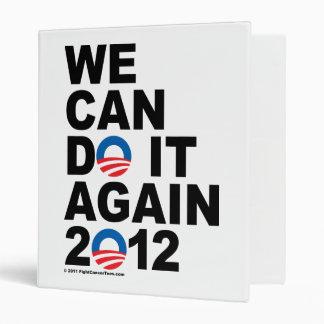 Obama: We Can Do It Again Binder