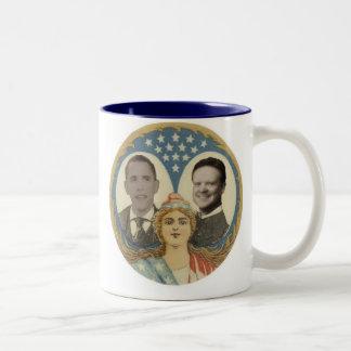 Obama /Webb Retro Liberty Mug