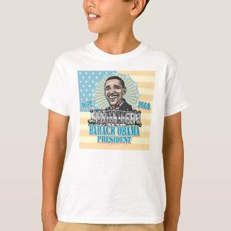 Obama White House Cartoon Shirt