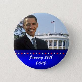 Obama White House Pin