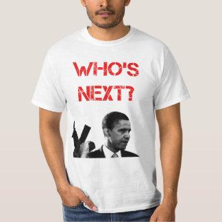 Obama - Who's Next? T-Shirt