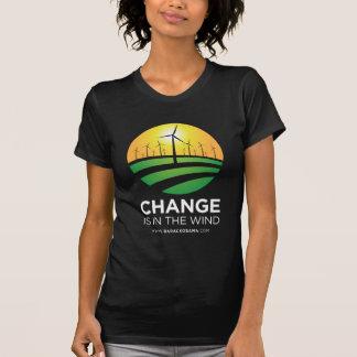 Obama Winds of Change Women's T-Shirt