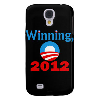 Obama Winning, 2012 Galaxy S4 Cover