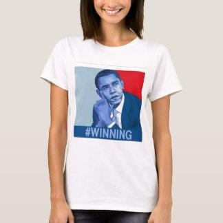 Obama #winning T-Shirt