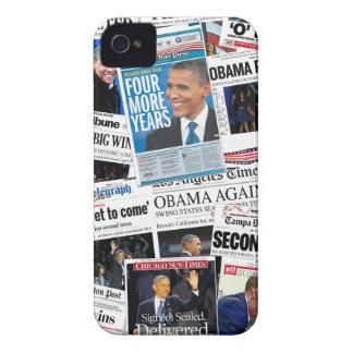 Obama Wins 2012 Blackberry Bold Case