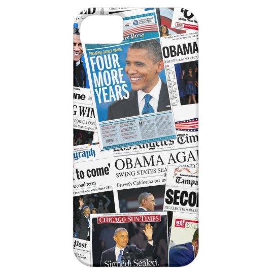 Obama Wins 2012 iPhone 5 Case