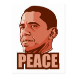Obama Wins Peace Prize Post Cards