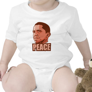 Obama Wins Peace Prize Rompers