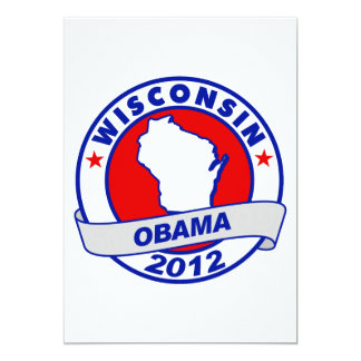 Obama - wisconsin card