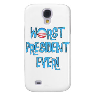 Obama Worst President Ever Samsung Galaxy S4 Covers