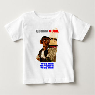 Obama - Wrong Team! T-Shirt