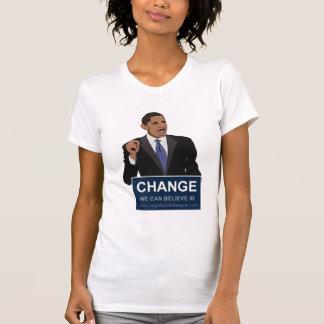 Obama www vagabonddesigns com camiseta