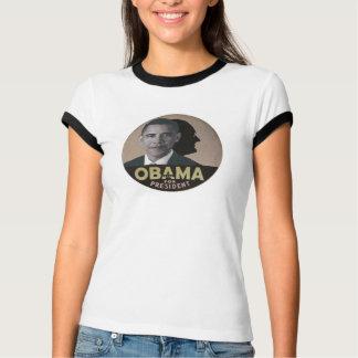 Obama y FDR Polera