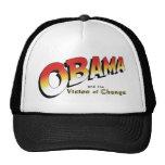 Obama y la cruzada pasada en 2012 gorros bordados
