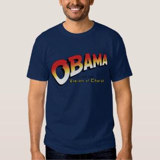 Obama y la cruzada pasada en 2012 remeras