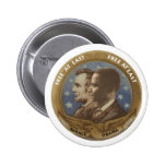 Obama y Lincoln Pin