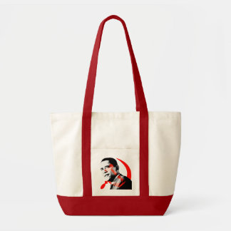 Obama - Yes He Will Canvas Bags