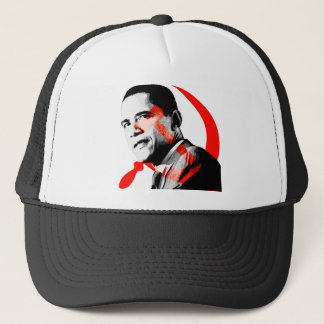 Obama - Yes He Will Trucker Hat