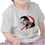 Obama - Yes He Will Tshirts